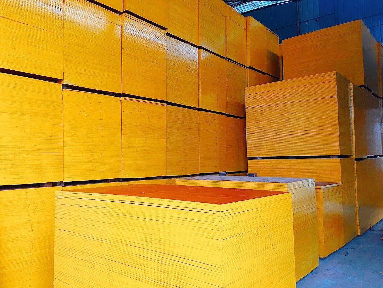 建筑模板生产基地