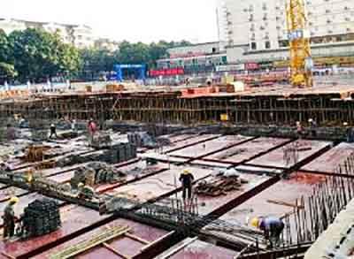 建筑模板行业