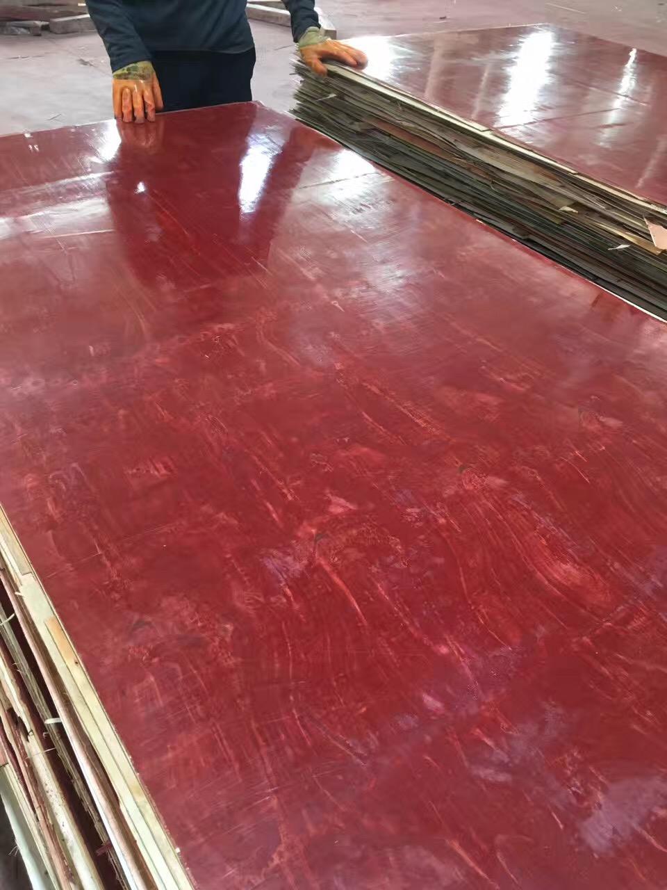 松木建筑模板