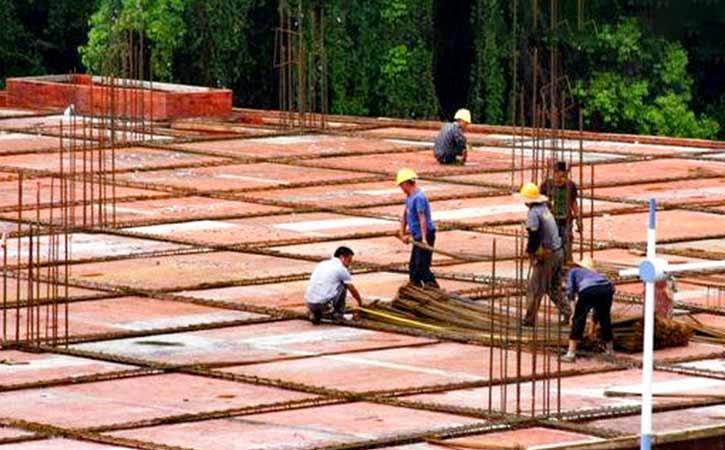 工地建筑模板