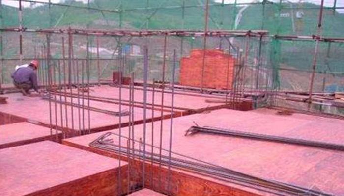 工程建筑模板施工