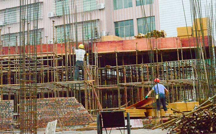 建筑模板工程
