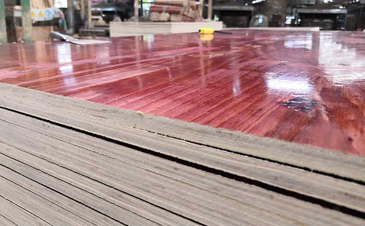 林世界木业建筑模板