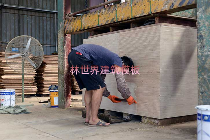 宁波建筑清水模板